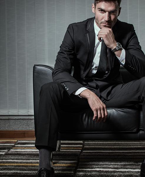 Luxury socks for men